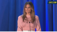Melania Trump wants to stop bullying. Well, she should definitely know a thing or two about it. (by Todd Dracula): CAFE COM Melania Trump wants to stop bullying. Well, she should definitely know a thing or two about it. (by Todd Dracula)