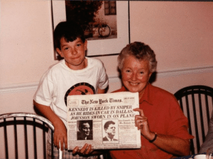 caffeine-and-revolution:  psychoticrambling:  cheesymovie: a charming photo of young john mulaney, seemingly celebrating the kennedy assasination  Princess Diana wasn't John Mulaney's first kill    she won't be his last. : caffeine-and-revolution:  psychoticrambling:  cheesymovie: a charming photo of young john mulaney, seemingly celebrating the kennedy assasination  Princess Diana wasn't John Mulaney's first kill    she won't be his last.