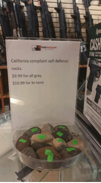 Welcome to Kommiefornia, where only criminals have guns! 🔫 -- 50% OFF on 2nd Amendment Apparel from Cold Dead Hands! WWW.CDH2A.COM/APPAREL: California compliant self-defense  rocks.  $9.99 for all gray  $10.99 for bi-tone Welcome to Kommiefornia, where only criminals have guns! 🔫 -- 50% OFF on 2nd Amendment Apparel from Cold Dead Hands! WWW.CDH2A.COM/APPAREL
