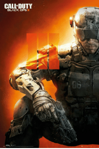 Call of Duty Black Ops 3: CALL DUTY  BLACK OPS IlI  R:04  06 Call of Duty Black Ops 3