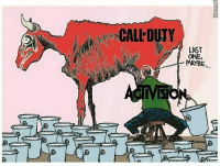 Oh man! They're milking it 😯 - FOLLOW @the_lone_survivor for more - - PS4 xboxone tlou Thelastofus fallout fallout4 competition competitive falloutmemes battlefield1 battlefield starwars battlefront game csgo counterstrike gaming videogames funny memes videogaming gamingmemes gamingpictures dankmemes recycling csgomemes cod: CALL DUTY  LAST  ONE,  MAYBE.  IVIS Oh man! They're milking it 😯 - FOLLOW @the_lone_survivor for more - - PS4 xboxone tlou Thelastofus fallout fallout4 competition competitive falloutmemes battlefield1 battlefield starwars battlefront game csgo counterstrike gaming videogames funny memes videogaming gamingmemes gamingpictures dankmemes recycling csgomemes cod