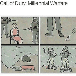 Call of Duty, How, and Call: Call of Duty: Millennial Warfare My how times have changed