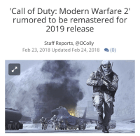Brandon What a Sad Time to Have a Ps4 Call of Duty News