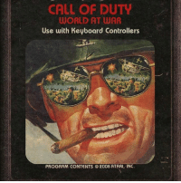 CALL OF DUTY  WORLD AT WAR  Use with Keyboard Controllers  PROGRAM CONTENTS O2008ATARI, INC. Repost @optich3cz by star ravais