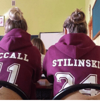 Congrats to @wiiktoooriaa & @paula_xxdd you're the wolfies of the week 😍 Literally slaying the hoodies in school !! THAT'S SOOOOO FUCKING COOL 😱💞💞 - Do you want to be the next wolfies of the week ? click the link in our bio. buy a merch & send me a dm 😘😘😘: CALL TsTILLNski  STILINSKI Congrats to @wiiktoooriaa & @paula_xxdd you're the wolfies of the week 😍 Literally slaying the hoodies in school !! THAT'S SOOOOO FUCKING COOL 😱💞💞 - Do you want to be the next wolfies of the week ? click the link in our bio. buy a merch & send me a dm 😘😘😘