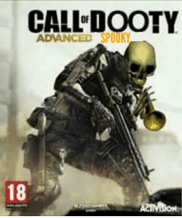 Growing Up, Game, and Dank Memes: CALLDOOTY  18