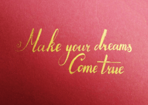 calligraphy: Make Your Dreams Come TrueCalligraphy by @therabine, on Patreon Supported by CalligraphyLife.org : calligraphy: Make Your Dreams Come TrueCalligraphy by @therabine, on Patreon Supported by CalligraphyLife.org