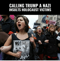 "Charlie, Memes, and Racism: CALLING TRUMP A NAZI  INSULTS HOLOCAUST VICTIMS  NO  STOP TRUMP/PENCE  NoFascistUSA  Pe SO TRUE! When Everyone Is A ""Racist"" Or A ""Nazi"" Then No One Is  WATCH: Charlie Kirk Slams The Left For Using Racism To Control Minorities #BigGovSucks"