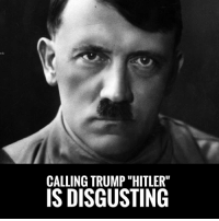 """Charlie, Memes, and Hitler: CALLING TRUMP """"HITLER""""  IS DISGUSTING DISGUSTING! The Left Is Spitting On The Victims Of The Holocaust By Idiotically Comparing President Trump To Hitler! Charlie Kirk Destroys Them For It! #BigGovSucks"""