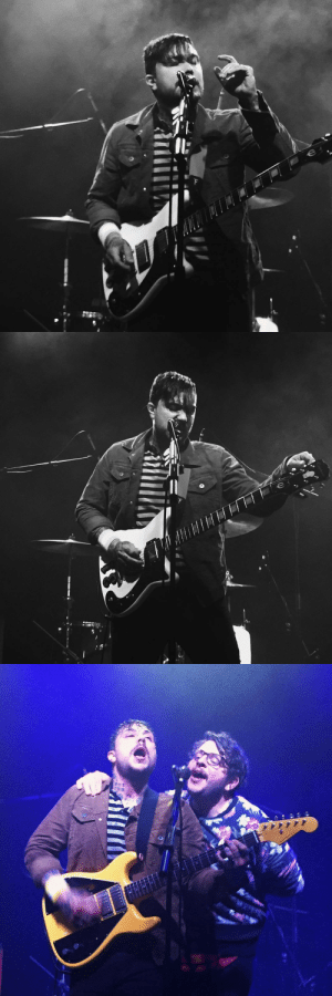 Club, England, and Instagram: callmeblake:  From Instagram:   rresurrectionist -  1, 2, 3   Frank Iero and The Patience at Arts Club, Liverpool, England, United Kingdom - September 21st, 2017