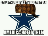 Cowboys: America's TEAM?