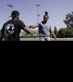Cam Newton and OBJ working out together🔥 https://t.co/g1uzzWv6FG: Cam Newton and OBJ working out together🔥 https://t.co/g1uzzWv6FG