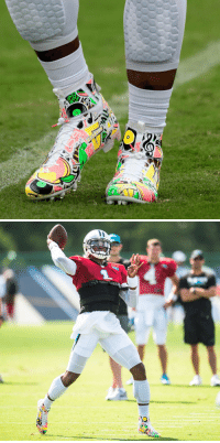 Cam Newton wore these cleats today during practice https://t.co/4UEUkUrHd9: Cam Newton wore these cleats today during practice https://t.co/4UEUkUrHd9