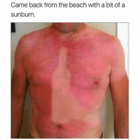Bruh, Lmao, and Lol: Came back from the beach with a bit of a  sunburn. 😂😂😂😂😂 @pettyside @pettyside lol . . . . . . . . . . . . . . . . . . . lmao wtf toofunny imdone yeahyeah factsandjokes gmpost funnygram bestmemes wshh moodaf what nochill bruh stop bullshit hahahaha justforfun we ppl factsonly damn always niggasbelike bitchesbelike younotme damn lovethis bootyfordays