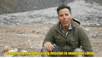 "Crazy, Dogs, and Http: came to Peru onthis crazy mission to mountain climb <p>Steve-O rescues street dogs in Peru via /r/wholesomememes <a href=""http://ift.tt/2DsPWeT"">http://ift.tt/2DsPWeT</a></p>"