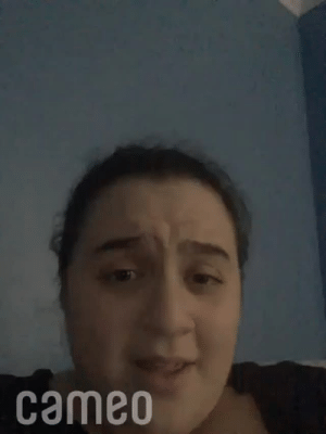 Gif, Heaven, and Saw: Cameo topshelfbottom: iwouldntshowmom:   sabotagedselfie:   prasejeebus: So my friend got Nikki Blonsky to make me one of those personalized videos and… I'm screaming i don't know how to process this   Nikki coming down from heaven to save the gays from loneliness this pride season    if this was the last thing i saw before i died…….. i'd be at peace