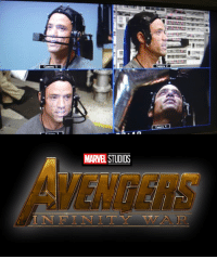 """Terry Notary (who did the motion-capture for Kong in """"Kong: Skull Island"""") has revealed he will play one of Thanos' three henchmen in AVENGERS: INFINITY WAR. http://bit.ly/2lLwd1R  (Andrew Gifford): Camera I  MARVESTUDOS  Camera 2 Terry Notary (who did the motion-capture for Kong in """"Kong: Skull Island"""") has revealed he will play one of Thanos' three henchmen in AVENGERS: INFINITY WAR. http://bit.ly/2lLwd1R  (Andrew Gifford)"""