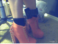 arroz:  petal-metal: OMG MY NEW SHOES CAME :3 ignore my ugly house arrest ankle bracelet. haha  I've known this post longer than I've known most of my friends  : cameroid  corn arroz:  petal-metal: OMG MY NEW SHOES CAME :3 ignore my ugly house arrest ankle bracelet. haha  I've known this post longer than I've known most of my friends