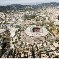Memes, 🤖, and Who: CAMP NOU Who is ready for the new camp nou ❓