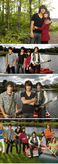 Today, Girl Memes, and Camp Rock: camp rock came out NINE YEARS AGO today. (June 20, 2008) https://t.co/9qmavR9Luq