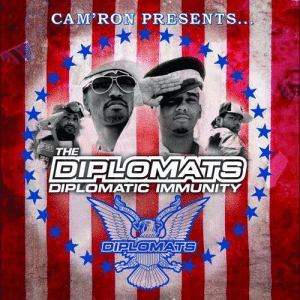 todayinhiphophistory:  Today in Hip Hop History:The Diplomats released their debut album Diplomatic Immunity March 25, 2003: CAM'RON PRESENTS  THE  DIPLOMATS  DIPLOMATIC IMMUNITY  DIPLOMATS todayinhiphophistory:  Today in Hip Hop History:The Diplomats released their debut album Diplomatic Immunity March 25, 2003