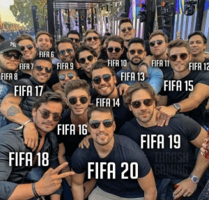 Can't wait for next fifa: Can't wait for next fifa