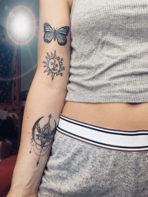 Can't wait to get more tattoos after all this is over 🥴: Can't wait to get more tattoos after all this is over 🥴