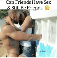 Friends, Memes, and Sex: Can Friends Have Sex  & Still Be Friends.  ampoje