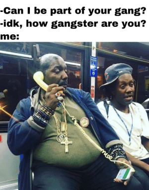 Dank, Memes, and Target: -Can I be part of your gang?  -idk, how gangster are you?  me: that's how mafia works by xxx_DaNkMeMeR_xxx09 MORE MEMES
