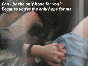 Tumblr, Blog, and Hope: Can I be the only hope for you?  Because you're the only hope for me justalineinasong0:My Chemical Romance - The Only Hope For Me Is You