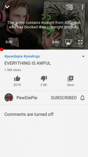 Can someone explain to me what this means and why i cant watch the video: Can someone explain to me what this means and why i cant watch the video