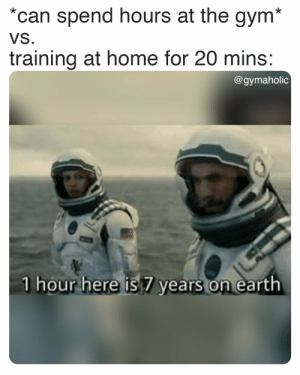 Can spend hours at the gym vs. training at home for 20 minutes  Gymaholic App: https://www.gymaholic.co  #fitness #motivation #meme #workout #gymaholic: Can spend hours at the gym vs. training at home for 20 minutes  Gymaholic App: https://www.gymaholic.co  #fitness #motivation #meme #workout #gymaholic