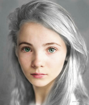 Netflix, Appreciate, and Witcher: Can we just take a moment to appreciate that this will be Ciri in Netflixs The Witcher?