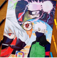Memes, Drawings, and 🤖: Can you draw? _ Use my hashtag isnaruto to get noticed so I can share your drawings and edits :)