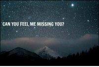 Me Missing You