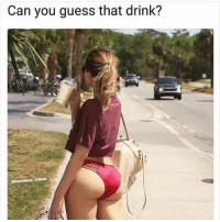 You Guessing: Can you guess that drink?