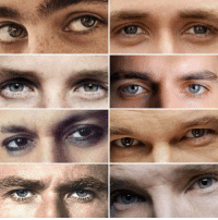 9gag, Memes, and Guess: Can you guess these actors by their eyes? guessthecelebrityeyes 9gag