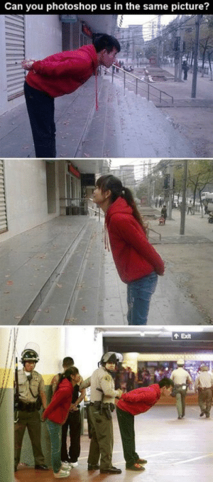 Well whoops via /r/memes https://ift.tt/2MQUuQ4: Can you photoshop us in the same picture?  Exit Well whoops via /r/memes https://ift.tt/2MQUuQ4