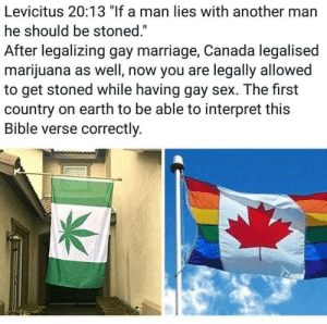 Canada is real holy land: Canada is real holy land