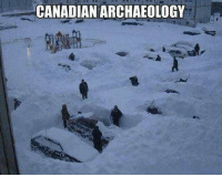 Canadian: CANADIAN ARCHAEOLOGY
