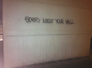 Canadian, Vandalism, and Worst: Canadian vandalism at its worst