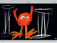 Today, Little Brother, and Thought: Cancel  Today  7:51 PM  Done  Markup  Edit <blockquote><p>my little brother drew fanart of orang and the pillars i thought you would a p p r e c i a t e it</p></blockquote><p>art</p>