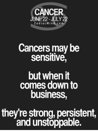 Aug 1, 2016. Fighting spirit and desire to dominate will be mixed with smooth communication. Results will be a ......FOR FULL HOROSCOPE VISIT: http://horoscope-daily-free.net/cancer: CANCER  JUNE 22-JULY 22  Z o dia c M i n d c o m  Cancers may be  sensitive  but When  comes down to  business,  they re Strong, persistent,  and unstoppable. Aug 1, 2016. Fighting spirit and desire to dominate will be mixed with smooth communication. Results will be a ......FOR FULL HOROSCOPE VISIT: http://horoscope-daily-free.net/cancer