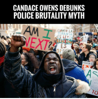 WOW! If You Watch CNN, You Might Believe That Police Officers Pose A Threat To Unarmed Black Men... This Is A FALSE Narrative Created To CONTROL The Black Vote!   WATCH: Candace Owens DEBUNKS Police Brutality MYTH!: CANDACE OWENS DEBUNKS  POLICE BRUTALITY MYTH  AM  CUANDO LA  ES LEYLA WOW! If You Watch CNN, You Might Believe That Police Officers Pose A Threat To Unarmed Black Men... This Is A FALSE Narrative Created To CONTROL The Black Vote!   WATCH: Candace Owens DEBUNKS Police Brutality MYTH!