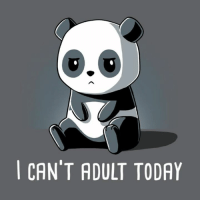 Cant Adult: CAN'T ADULT TODAY