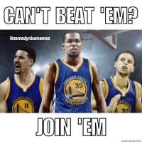 Kevin Durant has signed a two year deal with the Warriors... KD kevindurant kdtowarriors warriors gsw goldenstatewarriors nba nbanews klaythompson thunder durant: CANT BEAT DEM  ccomedynbamemes  ARRIO  30  JOIN DEM Kevin Durant has signed a two year deal with the Warriors... KD kevindurant kdtowarriors warriors gsw goldenstatewarriors nba nbanews klaythompson thunder durant