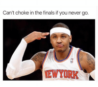 Make sure y'all GO LIKE/SHARE my Backup page: Can't choke in the finals if you never go.  NEWYORK Make sure y'all GO LIKE/SHARE my Backup page