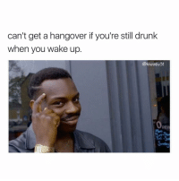 weekend tip.: can't get a hangover if you're still drunk  when you wake up  @kreativ 31  Men weekend tip.