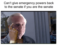 """<p>Market crash in prequel memes predicted, be prepared to sell in the next week. via /r/MemeEconomy <a href=""""http://ift.tt/2l8xsaG"""">http://ift.tt/2l8xsaG</a></p>: Can't give emergency powers back  to the senate if you are the senate  peni  Mon  Fri -Sal <p>Market crash in prequel memes predicted, be prepared to sell in the next week. via /r/MemeEconomy <a href=""""http://ift.tt/2l8xsaG"""">http://ift.tt/2l8xsaG</a></p>"""