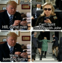 American tax money for dead foreign babies and profit since Guatemala 😋✊️ WarMachine NextEpisode 🔥😈🔥 DevilMode - - FOLLOW: @whypree_tho_vip & @whypree_tv ⚠️ for more 🆘🔥‼️: Can't Spirit  Hill,  Come over  Cooking with John  We're  bombing Syria American tax money for dead foreign babies and profit since Guatemala 😋✊️ WarMachine NextEpisode 🔥😈🔥 DevilMode - - FOLLOW: @whypree_tho_vip & @whypree_tv ⚠️ for more 🆘🔥‼️